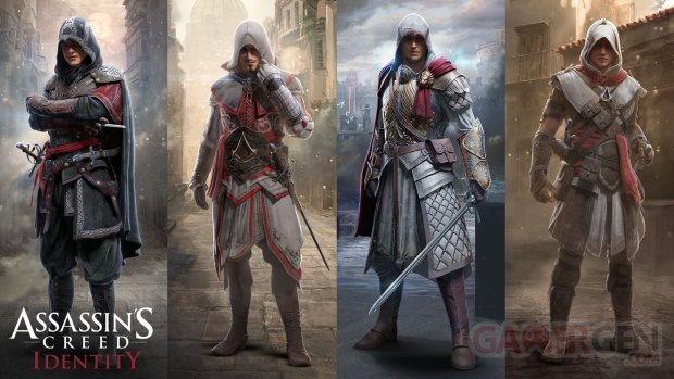 ACI Assassin's Creed Identity iOS screenshots (3)