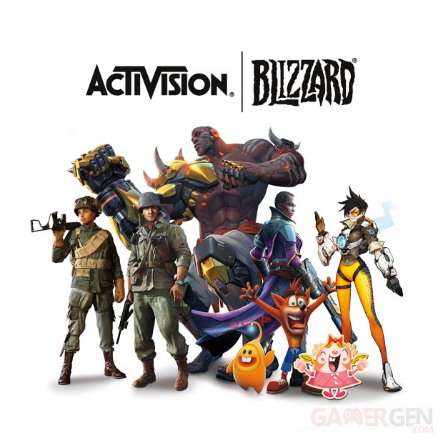 Activision Blizzard ABCPG   Franchises