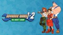 Advance Wars 1+2 Reboot Camp 15 06 2021 key art