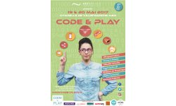 AFFICHE CODE & PLAY HD