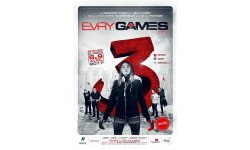 affiche evry game city 3