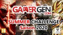 Affiche GG Summer Challenge finale