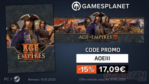 Age of Empire III Gamesplanet