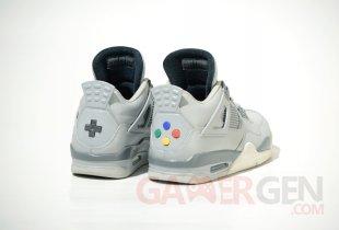 Air Jordan 4 Super Nintendo 2