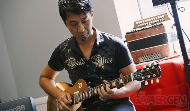 Akira Yamaoka PCGamer