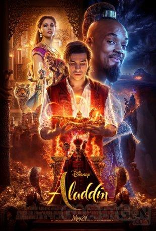 Aladdin affiche 12 03 2019