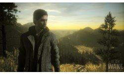 Alan Wake Hillside View