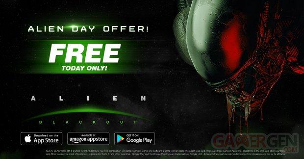 Alien Blackout gratuit