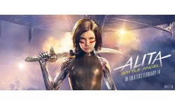 Alita Battle Angel image critique image