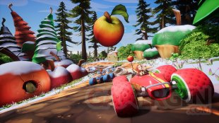 All Star Fruit Racing Annonce (5)