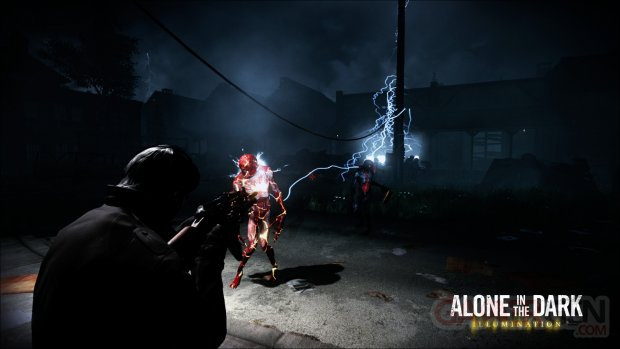 Alone in the Dark illumination captures 5