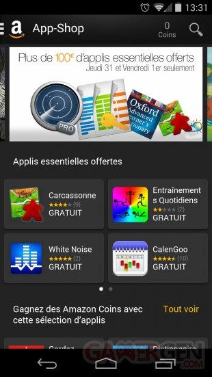 amazon app shop promotion soldes ete