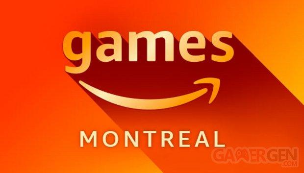 Amazon Games Montréal logo