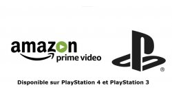 Amazon Video Prime PlayStation image