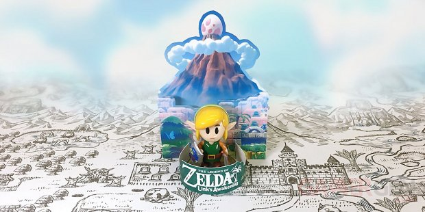 amiibo Link de The Legend of Zelda Link's Awakening images
