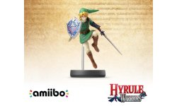 amiibo link hyrule warriors