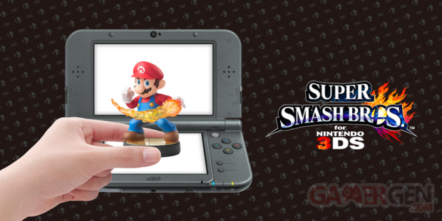 amiibo New 3DS