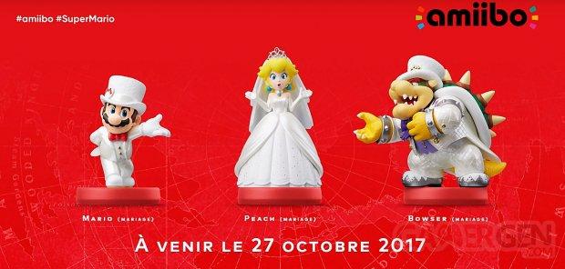Amiibo Super Mario Odyssey images figurines
