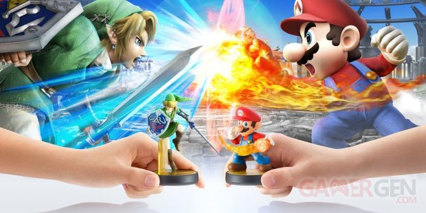 amiibo tournoi super smash bros