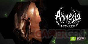 Amnesia Rebirth on GeForce NOW