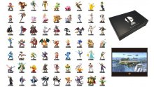 Amzon Coffret Amiibo Smash Bros
