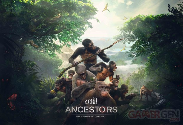 Ancestors Humankind Odyssey KeyArt FINAL