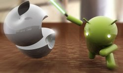 android bugdroid coupe apple pomme sabre laser
