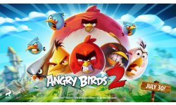 Angry Birds 2 art