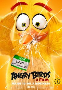 Angry Birds Le Film poster 5