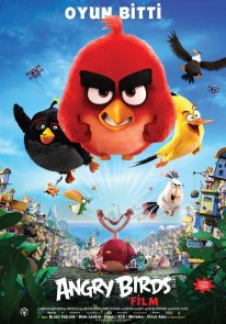 Angry Birds Le Film poster 7