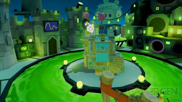 Angry Birds VR Isle of Pigs 1