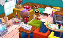 Animal Crossing Happy Home Designer head