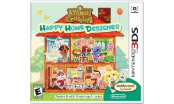 Animal Crossing Happy Home Designer jaquette