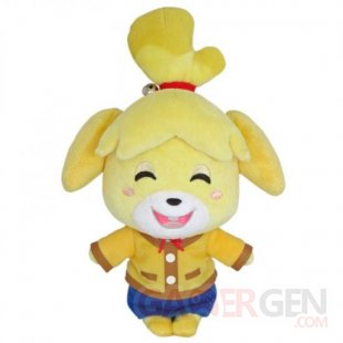 Animal Crossing Isabelle Marie
