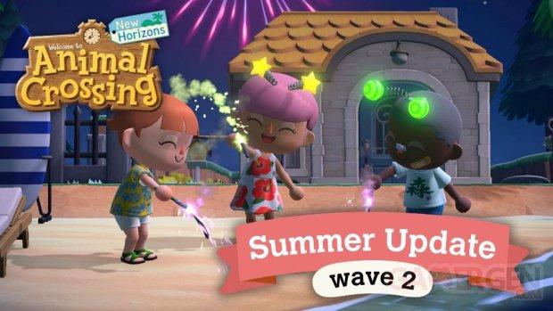 Animal Crossing New Horizons 30 07 2020