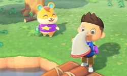 Animal Crossing New Horizons head 3