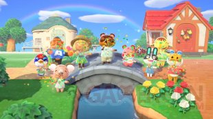 Animal Crossing New Horizons head 3
