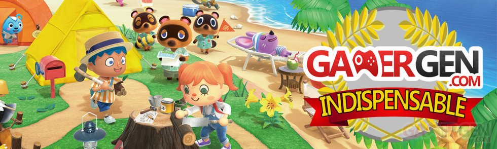 Animal Crossing New Horizons indispensable test impressions verdict gamergen.com