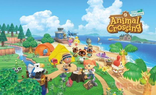 Animal Crossing New Horizons jaquette artwork 02 01 2020