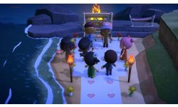 Animal Crossing New Horizons mariage
