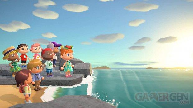 Animal Crossing New Horizons pour Nintendo Switch Amazon 2020
