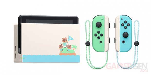 Animal Crossing New Horizons Switch edition collector images (2)