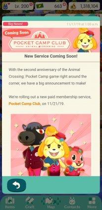 Animal Crossing Pocket Camp Club head 2