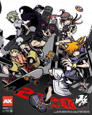 Anime Expo The World Ends With You 27 05 2020