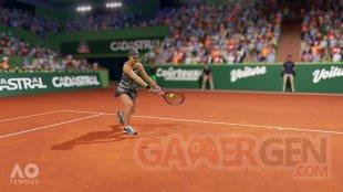 AO Tennis 2 screenshot 4