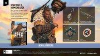 Apex Legends Gibraltar Edition contenu