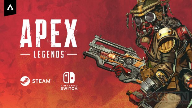 Apex Legends Steam Switch date sortie