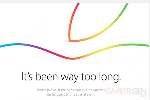 apple invitation keynote 16 octobre 2014 1