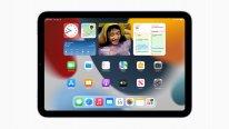 Apple iPad mini ipados homescreen 09142021