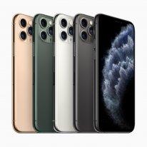 Apple iPhone 11 Pro Colors 091019
